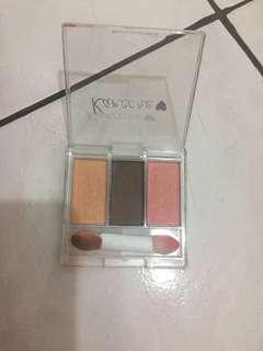Eyeshadow kancare daiso japan