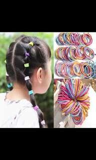 🚚 Hair bands / hair ties