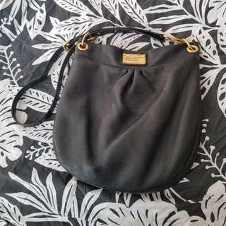 Authentic Marc by Marc Jacob's Hillier Hobo Black