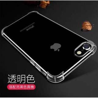 Iphone X防摔透明空氣殼
