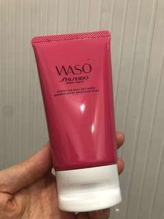 waso purifying feel off mask