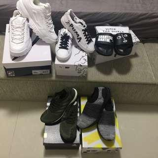 Authentic Sneaker Sales