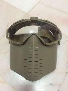 Tokyo Marui  Airsoft/Paintball Mask - NEW
