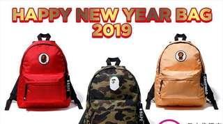 Bape 2019福袋