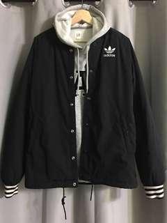 Adidas originals 鋪棉外套 棒球外套