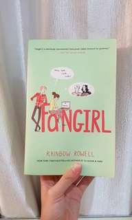 Kondisi Bagus!! Fangirl by Rainbow Rowell