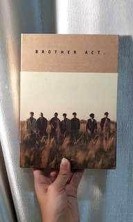 (JUAL MURAH BARU) BTOB Brother Act Album