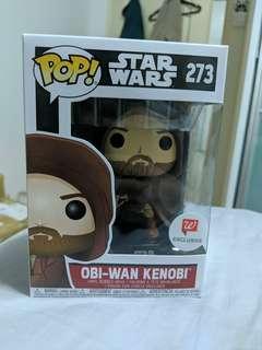 🚚 Star Wars Funko Pop Obi Wan Kenobi Walgreens Exclusive