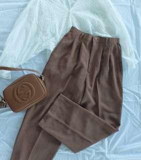 Brown Trouser