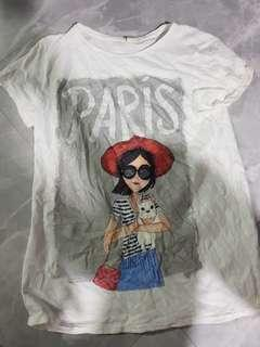Zara kids t shirt