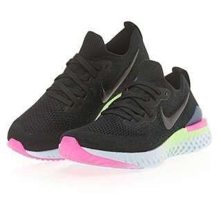 68f1a5c256e15 Nike women epic react flyknit 2