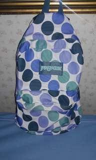 Authentic JANSPORT Day Backpack