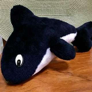 Classic Whale Stuffed Toy