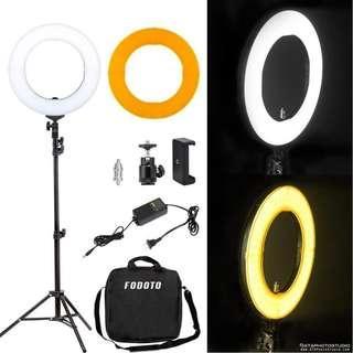 13inch Beauty/Diva Ring Light / FREE SHIPPING AVAIL / GTAPhotoStudio . com