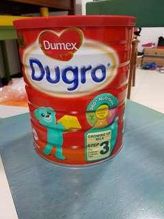 🚚 Dumex Dugro Growing Up Milk Step 3 1.6kg
