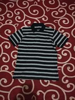 Sale Polo UNIQLO Stripe