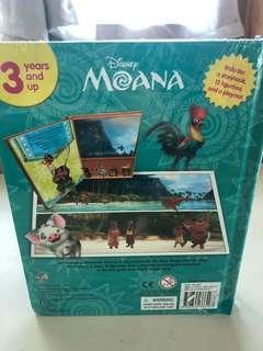 Moana Busy book - brand new