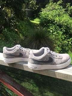 Nike Air Force 1s Limited edition