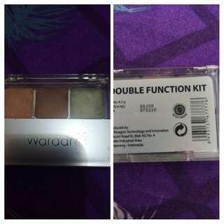 Double fungctionn kit Wardah