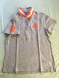 GIORDANO Polo shirt for Women