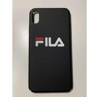 FILA iPhone XS Max Case