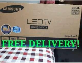 (Instock) Samsung 32 Inch Slim HD LED TV