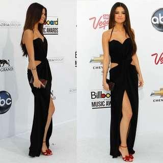 Selena Gomez Inspired Prom Dress Size 0/2 - (style as pictured, colour: red)