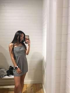 Brandy Melville Gingham Dress (dupe)