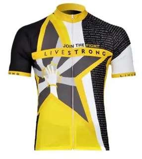 Livestrong Cycling Jersey #1