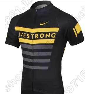 Livestrong Cycling Jersey #2
