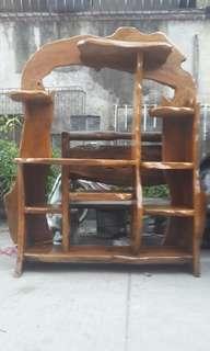 Mulawin shelves