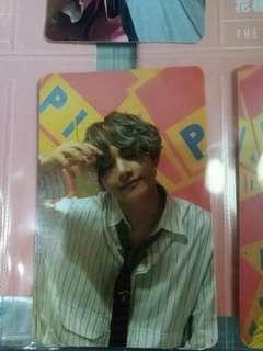 BTS V Love Yourself HER E ver Photocard