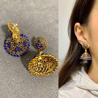 印度耳環 India earrings ( 包郵)