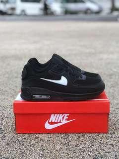Nike Airmax 90 Black White
