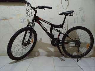 Sepeda MTB Fullsus United