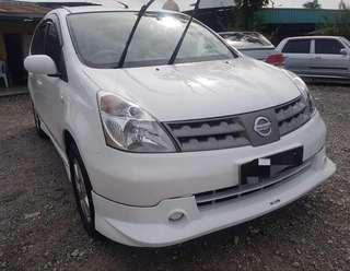 NISSAN GRAND LIVINA IMPUL 1.6 (A)