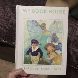 My Book House Through Fairy Halls Children's Fairytales