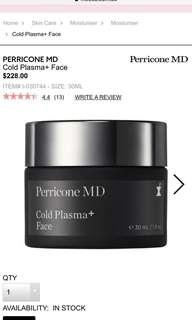 Brand new Perricone MD cold plasma+ face