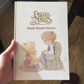 Precious Moments Read Aloud Stories Children's Books