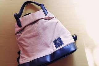 Mizzue Cherilyn Catherwood 3-way Bag Pink