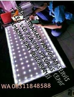 Servis TV global teknik surabaya Specialis LCD LED PLASMA (garansi)