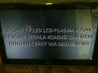 Cari tv led lcd plasma dengan segala merk