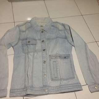 Denim jacket  #sharethelove