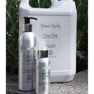 🚚 Organic Dog Shampoo (British)