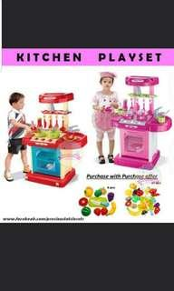 🚚 Kitchen set toy