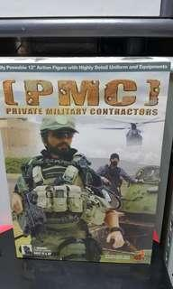 全新 hottoys pmc army 非 damtoys soldier story