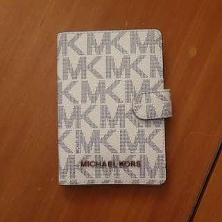 Michael Kors Passport and Card Holder