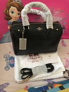Coach mini bennett satchel crossbody bag