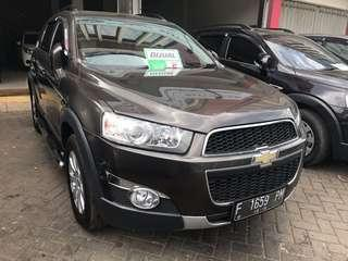 Chevy Captiva 2.4 AT 2011 new model