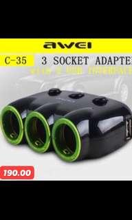 AWEI C35 Car Charger